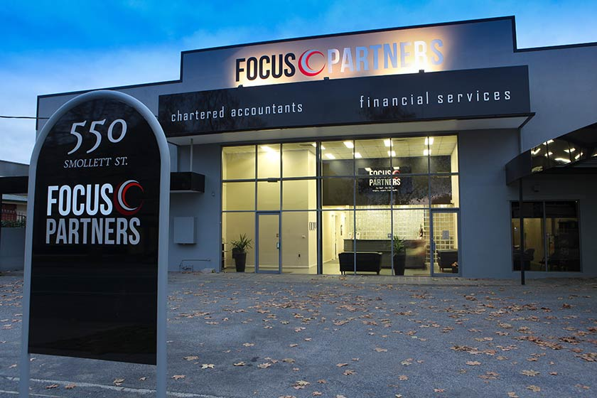 The Focus Partners Office